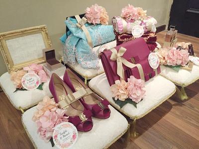 #FORUM (SHARE) Usul dong untuk barang seserahan atau hantaran pernikahan