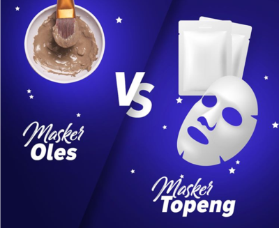 #FORUM Tim Masker Oles VS Tim sheet Mask.. kalian yang mana guys??