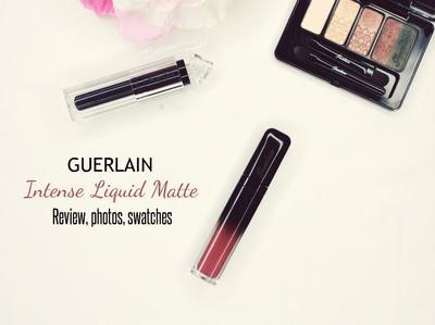 Review Guerlain Intense Liquid Matte Lipstick, Liquid Lipstik Comfortable dengan Hasil Plump-Matte-Look!