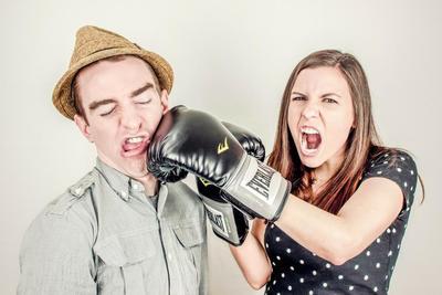 #FORUM Perempuan marah VS laki laki marah