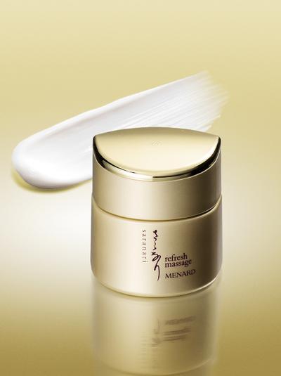 (NEWS) Semua Tentang Menard Saranari Refresh Massage, Cream Multifungsi untuk wajah!