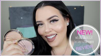 Milani Strobelight Instant Glow Powder, Highlighter dengan Hasil yang Membuat Wajah Kamu Flawless!