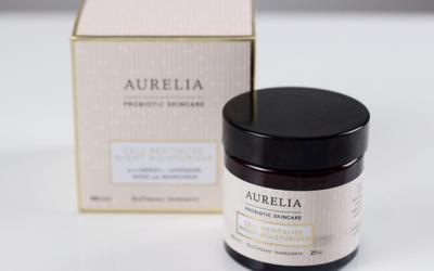 Aurelia Cell Revitalise Night Moisturiser untuk Memaksimalkan Kondisi Kulit Lembap Sepanjang Malam