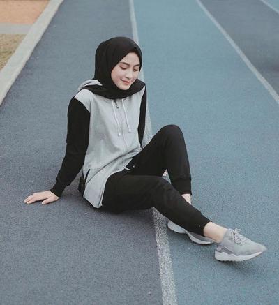 #FORUM Hijabers, kalian pakai baju apa kalo olahraga biar gak ketat?