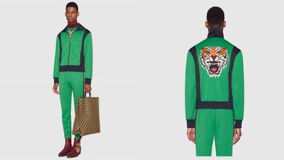 #NEWS Gucci Rilis Jaket Mirip Ojek Online dengan Harga 21 Juta