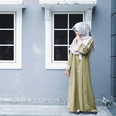 #FORUM Model Gamis yang Cocok Buat Ibu-ibu Muda Gimana Ya?