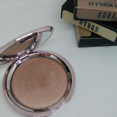 Review Goban Cosmetics Stardust Highlighter, Produksi Lokal yang Menyaingi Becca Highlighter!