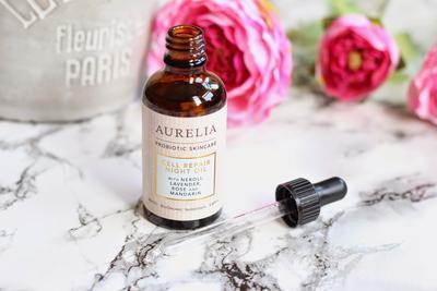 Yuk, Dapatkan Kulit Sehat dan Cerah dengan Aurelia Probiotic Skincare Cell Repair Night Oil