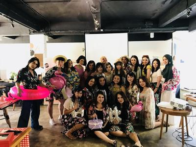 #EVENT Beauty Blogger Indonesia Menggelar Summer Gathering 2018