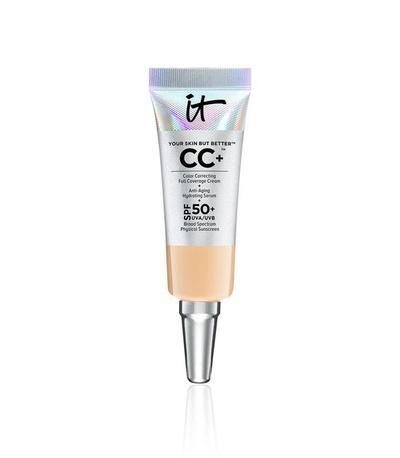 IT Cosmetics CC Cream SPF 50+: CC Cream yang Memiliki Banyak Kelebihan