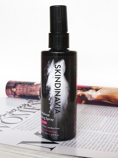 Skindinavia Makeup Finishing Spray, Setting Spray yang Membuat Make Up Kamu Stay Flawless All Day All Night!