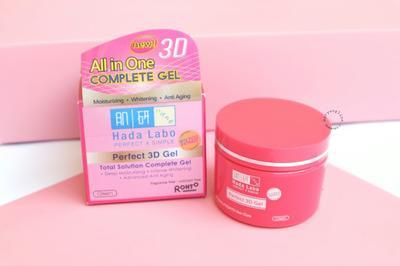 Hada Labo Perfect 3D Gel, Affordable Skincare untuk Menjaga Kulit Wajah Kamu