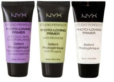 Bikin Makeup Lebih Tahan Lama dengan NYX Photo-Loving Primer