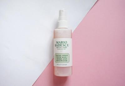 Perawatan Wajah dengan Aroma Cucok untuk Kulit Wajah Sehat Nan Flawless dengan Mario Badescu Facial Spray