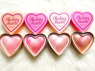 Manis dan Menggemaskan! Blushing Hearts Baked Blusher Wajib Jadi Koleksimu