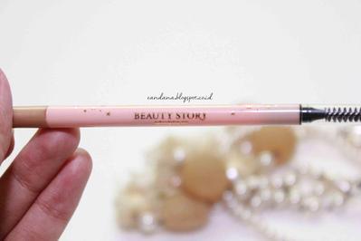 Ingin Membentuk Alis dengan Mudah? Beauty Story Eyebrow Pencil Bisa Jadi Sahabatmu!