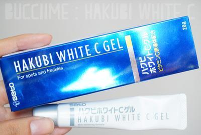 Hakubi White C Gel, Merawat dan Menjaga Kulit Tampak Mulus dan Sehat Bak Wanita Jepang!