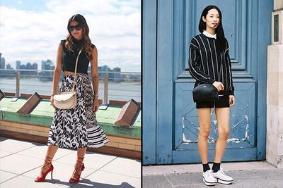 [FORUM] Lebih suka pakai sling bag atau tas ransel cewek gitu?