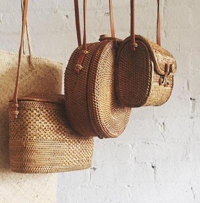 [FORUM] Belanja tas rotan yang murah di mana ya??