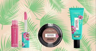 Terinspirasi dari Havana, Ini Dia Makeup Hasil Kolaborasi Camila Cabello dan L'Oreal