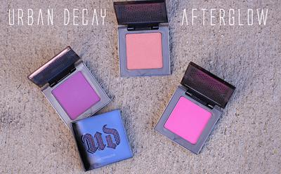 Inilah Review Urban Decay Afterglow 8-hour Powder Blush: Blush Cucok dengan Range Shades Super Luas!