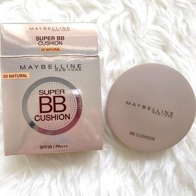 [FORUM] Ada yang pernah pakai bb cushion Maybelline? Bagus gak say?