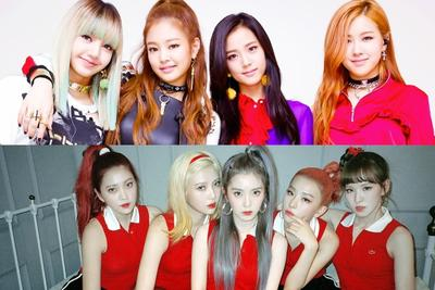 [FORUM] Antara Black Pink VS Red Velvet, Lebih Suka Siapa?