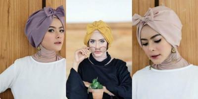 [FORUM] Gimana ya caranya pakai turban tapi tetap sopan untuk hijabers?