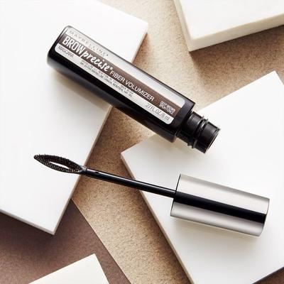 Hasil gambar untuk Maybelline Brow Precise Fiber Volumizer Eyebrow Mascara