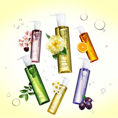About Shu Uemura Cleansing Oil