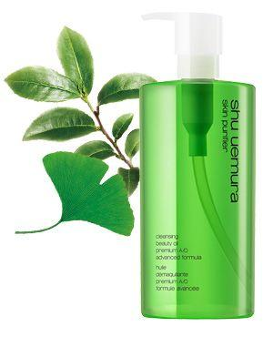 2. Cleansing Beauty Oil Premium A/O Advanced Formula