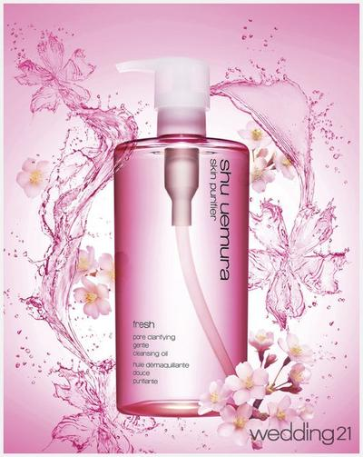 6. Fresh Pore Clarifying Gentle Cleansing Oil