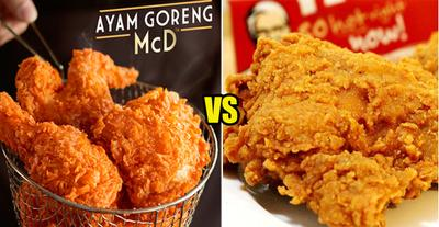 [FORUM] Tim ayam MCD atau KFC?