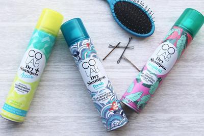 [FORUM] Pernah ada yang pakai Dry Shampo Colab? Minta reviewnya ya