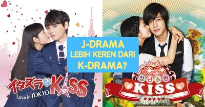 [FORUM] Kamu Tim Drama Korea atau Drama Jepang?