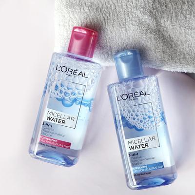 Review Produk 3-in-1 dalam 2 varian sekaligus dari Loreal Micellar Water, Kamu Sudah Punya?