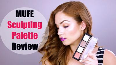 Review Make Up For Ever Pro Sculpting Face Palette, Cream Product Terbaik untuk Wajah Berdefinisi!