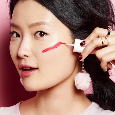 Review Benefit Gogo Tint, Lip Tint Cool untuk Bibir dan Pipi yang Segar nan Flawless!