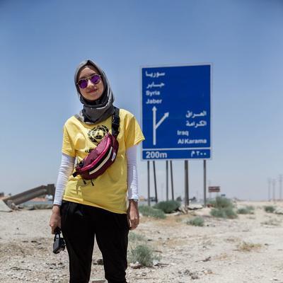 [FORUM] Hijab yang nyaman dipakai traveling