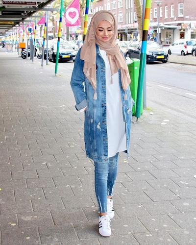 [FORUM] Gimana caranya pakai jeans tapi ga terlihat ketat?