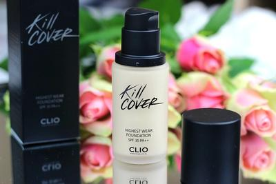 Ladies, Inilah Review CLIO Kill Cover Highest Wear Foundation!