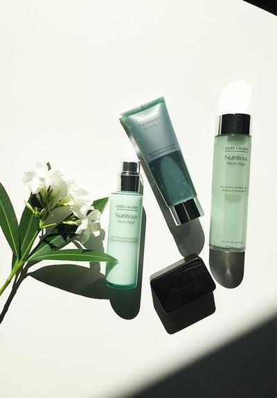 Fresh and Stress-Free Skin dengan Menggunakan Nutritious Micro-Algae dari Estee Lauder