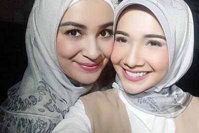 [FORUM] Diantara Zaskia dan Shireen Sungkar, gaya hijab siapa yang kamu suka?