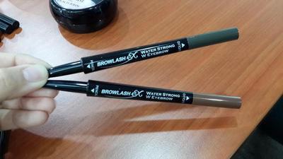 Review BCL Brow Lash Ex Eye Brow Pencil & Liquid, Produk Alis Duo yang Unik asal Jepang!