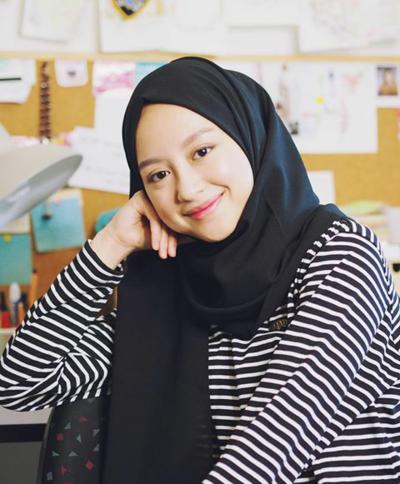 [FORUM] Kenapa kadang suka merasa ga cocok pakai hijab pashmina yak?