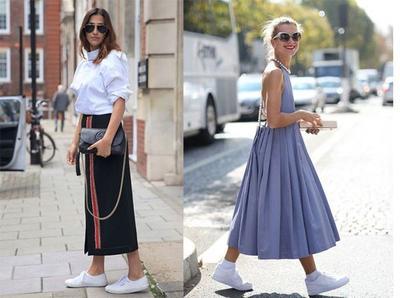 [FORUM] Kamu lebih suka pakai dress atau rok kalo bepergian?