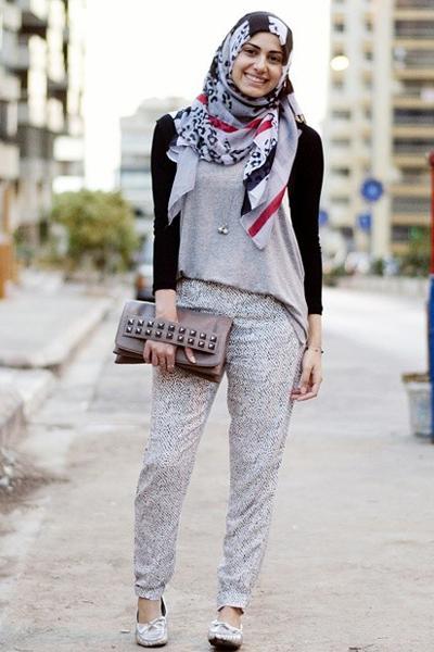 [FORUM] Kalo udah hijaban, pede ga pake manset buat di mix and match sama baju pendek?