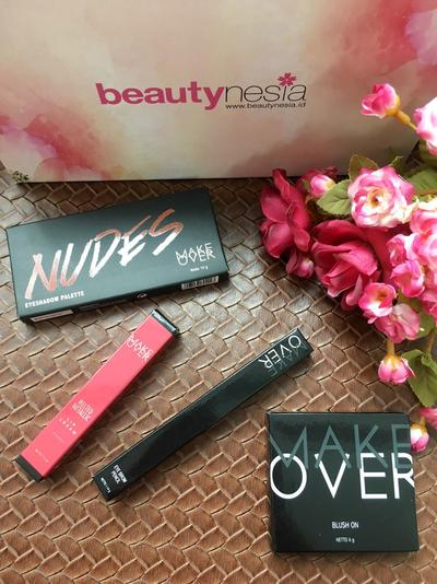 [GIVEAWAY ALERT] Pemenang Beautynesia Apps & Forum Giveaway Berhadiah Makeup Make Over!