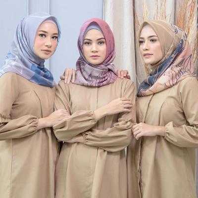 [FORUM] Cara pilih Hijab Motif biar nggak norak