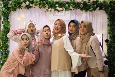 Intip Keseruan Perayaan Ulang Tahun Beautynesia yang Mengusung Tema Beauty Soiree